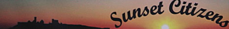 Sunset Citizens Banner
